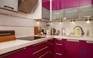 Дизайн кухни в хрущевке – планировка и варианты расширения пространства