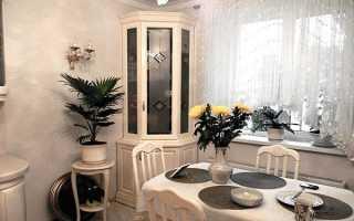 Кухни в викторианском стиле – стены, потолки и пол; мебель и аксессуары