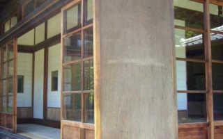 Японские раздвижные двери – отличия между сёдзи и современными моделями