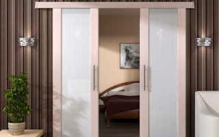 Направляющие для раздвижных дверей – виды, преимущества, что нужно знать