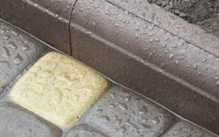 Бетонные бордюры – цена зависит от вида камня и особенностей производства