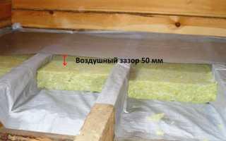 Пароизоляция для стен деревянного дома – потребность, материалы и укладка