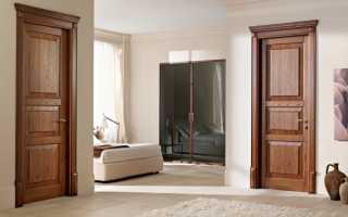 Деревянные двери: ГОСТ на наружные и внутренние изделия