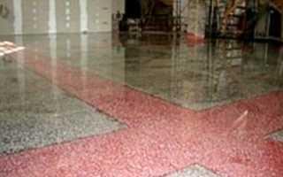 Мраморные мозаичные полы и их особенности