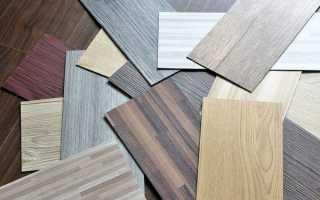 Клей для плитки из ПВХ – особенности и наиболее популярные марки
