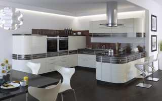 Кухня в индустриальном стиле – характерные черты и современное восприятие