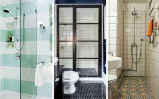 Стеклоблоки в ванной – новые дизайнерские возможности
