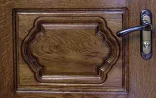 Филенчатые деревянные двери – конструктивные особенности, сборка, виды филенок