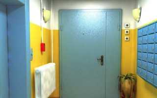 Тамбурные деревянные двери – особенности и предназначение