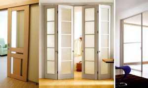 Межкомнатные задвижные двери – интересное и удобное решение