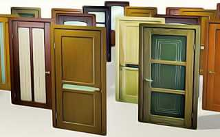 Надежные и прочные: выбираем межкомнатные двери из массива