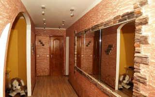 Чем отделать коридор в квартире