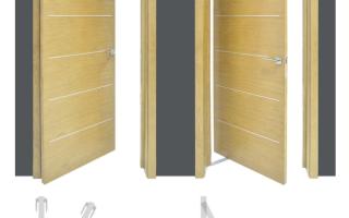 Поворотно сдвижные двери: системы TWICE и ROTO – в чем разница и особенности