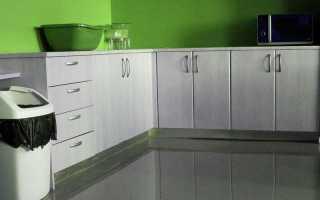 Наливной пол на кухне – преимущества, недостатки, подготовка основания и заливка