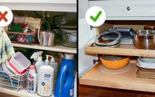 Красно черная кухня – мебель, некоторые нюансы и аргументы против
