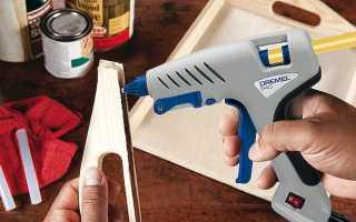 Применение клеевого пистолета – как работает, достоинства, конструкция прибора