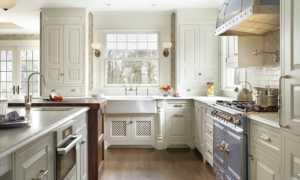 Кухня в парижском стиле – характерные черты, направления, советы