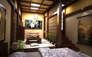 Как сделать японский интерьер в квартире