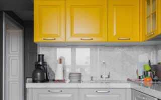 Сочетание цветов в интерьере кухни – базовые правила и индивидуальные решения