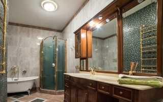 Линолеум для ванной комнаты