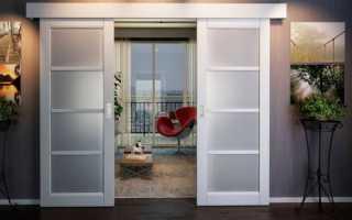 Монтаж раздвижных межкомнатных дверей: пошаговое руководство