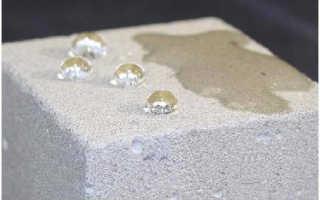 Что собой представляет гидрофобизатор для бетона, виды коррозии и гидрофобизации