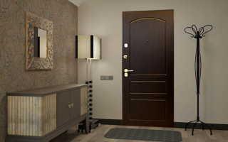 Входные антивандальные двери – отделка порошковой краской, пластиком и пленкой