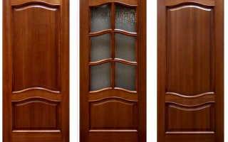 Входные двери из массива – разновидности, виды древесины, нормативы