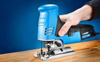 Лобзик электрический ручной и стационарный – применение и разновидности