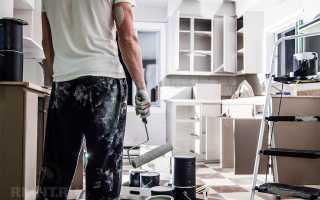 Последовательность работ при ремонте помещений