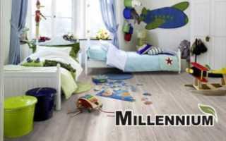 Ламинат Миллениум Стронг: немецкое качество по доступной цене