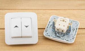 Как правильно устанавливать выключатель
