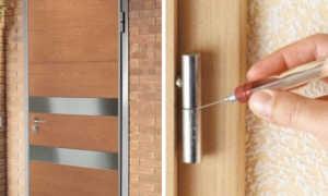 Регулировка межкомнатных дверей – устранение недостатков и дефектов