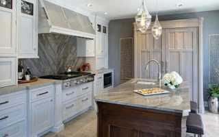 Дизайн проходной кухни – что учесть, принцип планировки и зонирования