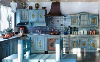 Кухня в итальянском стиле – отделка, мебель, проемы, освещение, декор