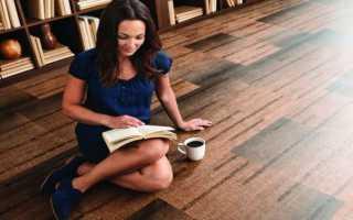 Пробковые клеевые полы – современное комфортное покрытие