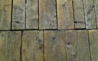 Выравниваем деревянный пол разными способами