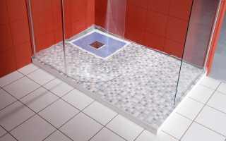 Как сделать душ в ванной уникальным