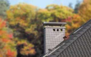 Керамическая труба для дымохода: устройство и виды, преимущества и цена