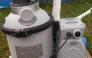 Песчаные фильтры для бассейна – комфорт может быть вполне доступным