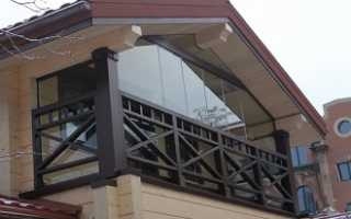 Как сделать балкон в частном доме – требования, основные схемы и дополнения