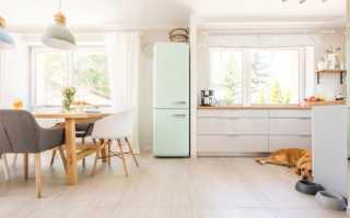 Объединение кухни и комнаты – плюсы и минусы, варианты и возможности планировки