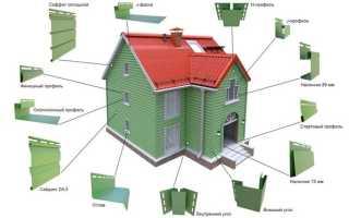 Стоимость винилового сайдинга, его конструкция, аксессуары и производители