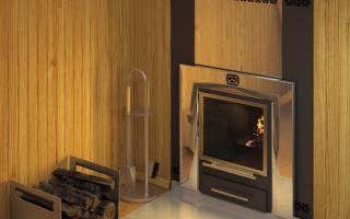 Защитные экраны для печей в парной, в каминной, в сауне роскошь или необходимость?