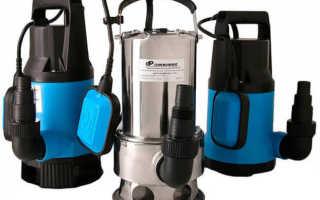Дренажный насос для канализации – назначение, принцип работы, сравнение