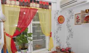 Дизайн кухни с двумя окнами – особенности и варианты оформления проемов