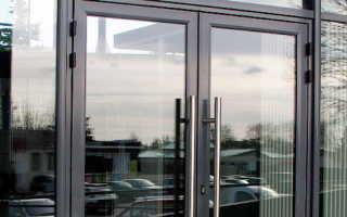 Двупольная металлическая дверь – конструкция, предназначение, отделка