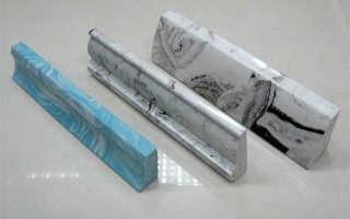 Производство литьевого мрамора – относительно простой процесс создания изделий из искусственного камня