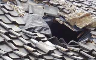 Суровая необходимость – ремонт крыши частного дома
