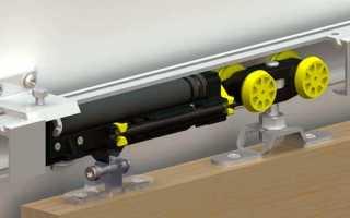 Установка электропривода двери – виды механизмов, монтаж устройств